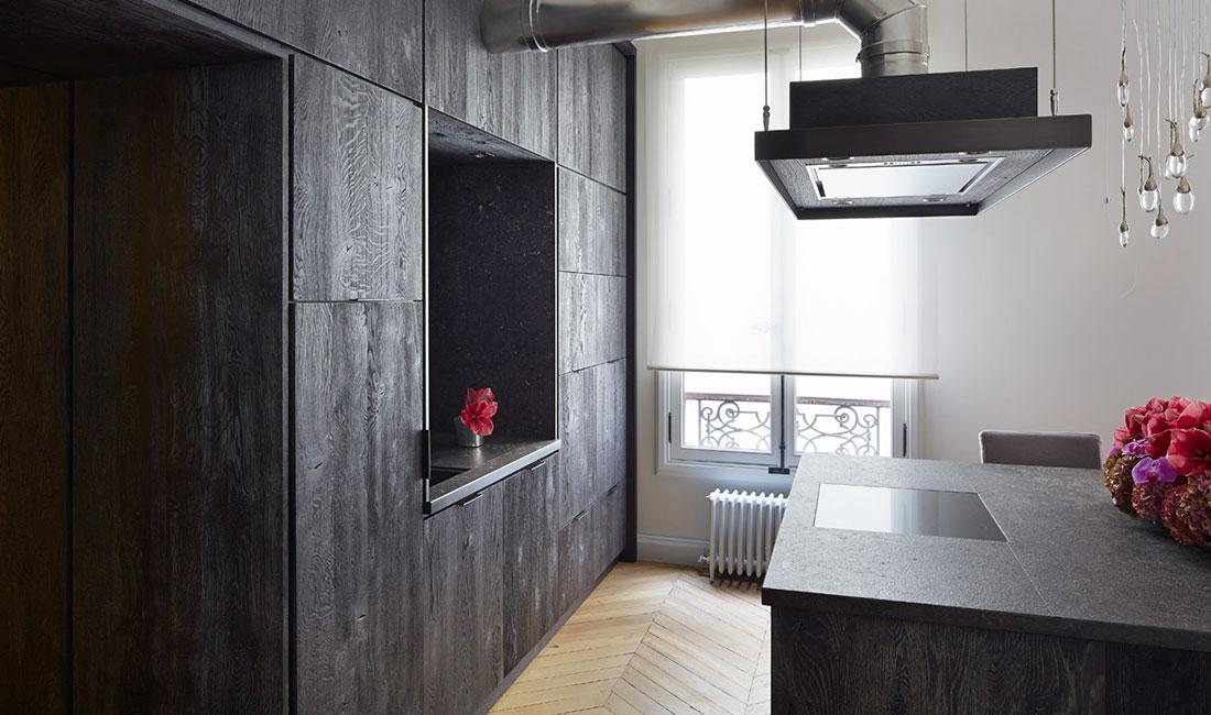 R ussir son ilot central de cuisine dans le figaro xavie 39 z for Bloc central cuisine