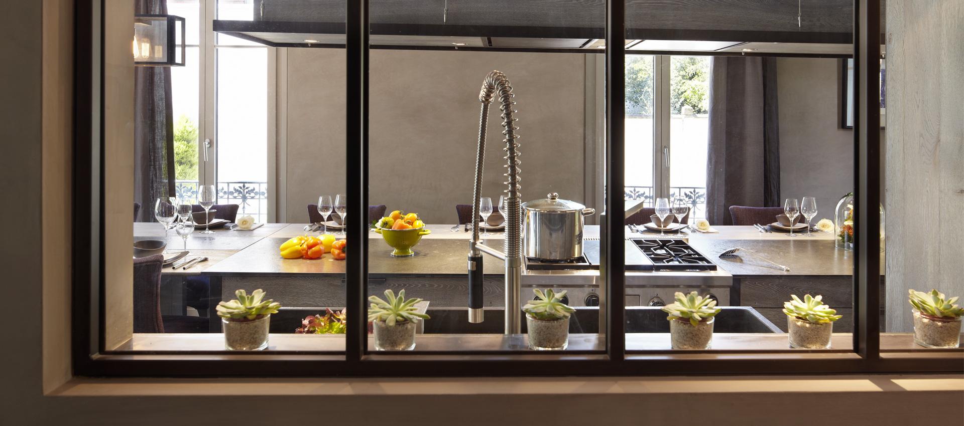 Xavie 39 z cuisines contemporaines salons manger for Cuisine xaviez